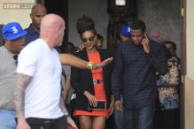 Beyonce, Jay Z rent out theme park for daughter's birthday