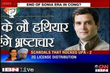 A Billion Votes: CWC meet on Rahul Gandhi