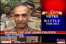 A Billion Votes: Should serving police officers join politics?