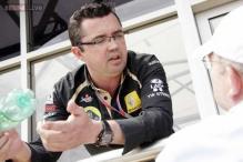 Former Lotus boss Eric Boullier joins McLaren