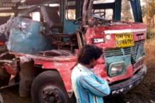 Maharashtra: Bus collides with truck in Buldhana district, 3 dead