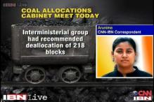 Cabinet meets to decide on de-allocation of coal blocks