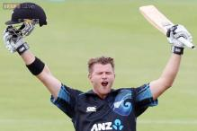 New Zealand's Corey Anderson hits fastest-ever ODI century