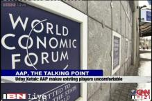 AAP a talking point at the World Economic Forum in Davos
