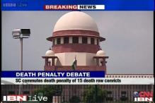 SC commutes death penalty of 15 convicts due to delay, mental illness