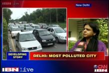 AAP more interested in autorickshaws than environment: Sunita Narain