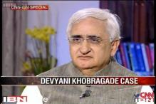 Devyani Khobragade not guilty of any charge, says Salman Khurshid
