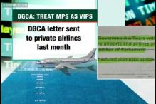 Contradicting Ajit Singh, DGCA letter asks private airlines to treat MPs as VIPs