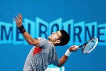 Novak Djokovic off to winning start in Melbourne
