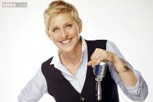 Ellen DeGeneres named top TV personality in the US