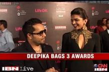 e Lounge: Stars at the red carpet for the 20th Annual screen awards