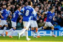 Everton sweating on injured quartet for Norwich game