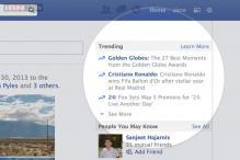Facebook adds Twitter-like trending topics