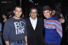 12 days to go...'Jai Ho': Aamir promotes Salman's film