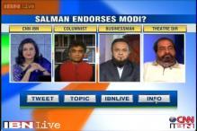 FTP: Modi's Salman moment: Will the photo-op benefit Modi?
