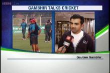 Want to keep working hard: Gautam Gambhir