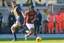 Roma move within 6 points of Juventus; Napoli held 1-1 at home