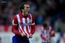 High-flying Atletico knock Valencia out of Cup