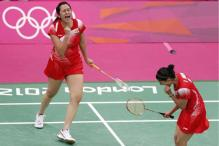 Jwala Gutta-Ashwini Ponnappa lose at Korea Open Super Series