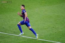 Barcelona's Ibrahim Afellay cleared to play after 2nd surgery