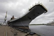 INS Vikramaditya reaches home base in Karwar