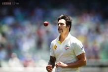Mitchell Johnson warns England not to back away from fast bowlers