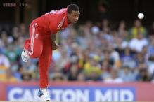 Chris Jordan replaces Steven Finn in England T20 squad