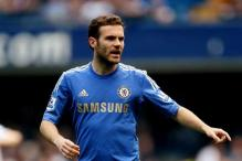 Chelsea ask Manchester United to pay 40mn pounds for Juan Mata: report