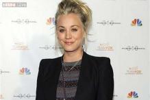 'Big Bang Theory' actor Kaley Cuoco marries Ryan Sweeting
