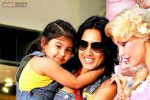 Former 'Bigg Boss 7' contestant Kamya Punjabi's day out with daughter Ira