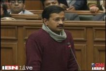 AAP wins trust vote after Kejriwal delivers an emotional speech