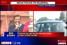 Sex, drug rackets operate with Delhi Police's knowledge: Kejriwal
