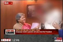 Kolkata gangrape: Girl's family to meet President to seek CBI probe