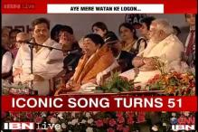 Lata Mangeshkar recounts the making of 'Ae Mere Watan Ke Logon'