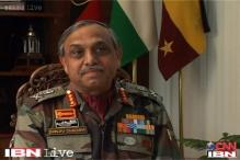 J&K: Borders safe, can't lower the guard, says Lt Gen Sanjiv Chachra