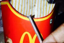 Mumbai man finds nail in McDonald's fries; doesn't get an apology from the fast food giant