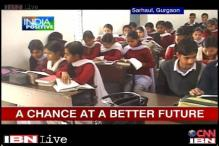 Gurgaon: Students at public school rejoice as Maruti Suzuki revamps institute