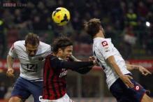 Milan's Matri moves to Fiorentina on loan