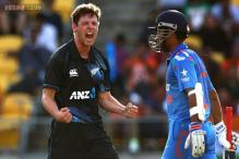 5th ODI: India outplayed once again, lose series to NZ 4-0