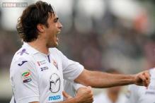 Alessandro Matri scores twice as Fiorentina beat Catania 3-0