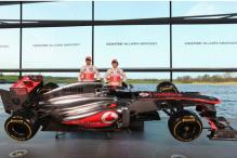 McLaren show off new car with no principal in sight