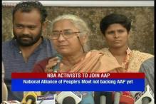 Medha Patkar-led Narmada Bachao Andolan to support AAP