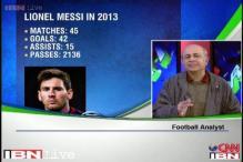 Ballon d'Or: Ronaldo, Messi or Ribery?