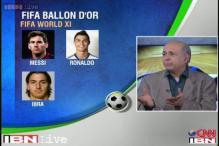 Cristiano Ronaldo ends Lionel Messi reign