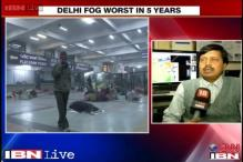 Delhi: Fog to continue till January 9