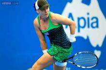 Mattek-Sands upsets top seed Radwanska at Sydney