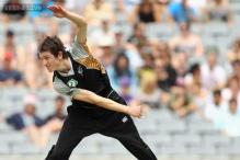 New Zealand opt for Milne's raw pace in ODI squad for India