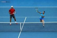 Australian Open 2014: Sania-Tecau pair sails into semis, Paes-Hantuchova ousted