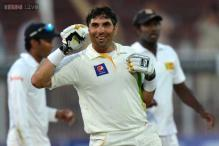 Misbah happy to have given Whatmore a winning send-off