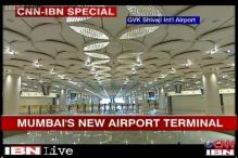 Mumbai airport's new terminal with hi-tech facilities to be inaugurated today